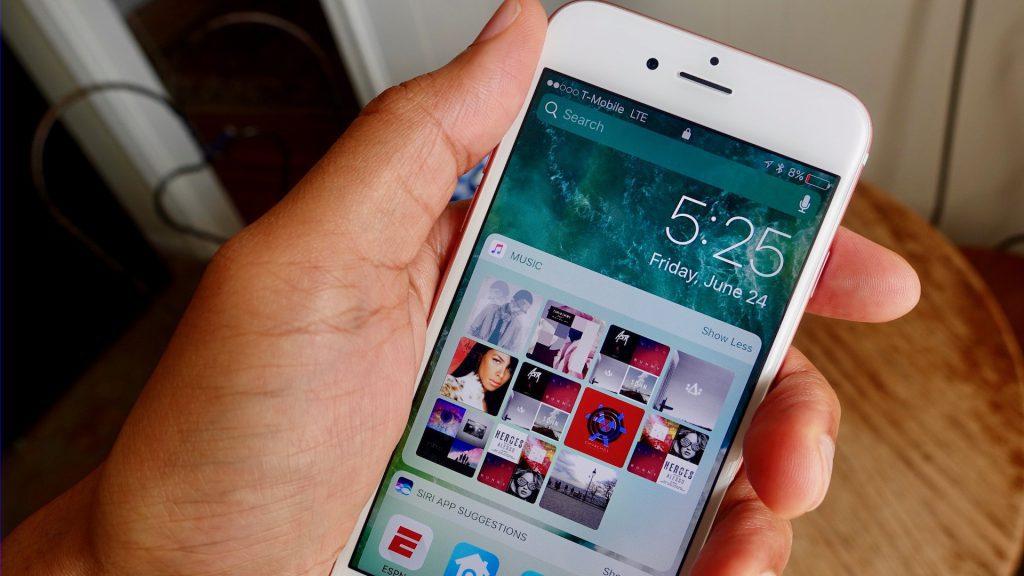 Apple прекратила подписывать iOS 10.3.2