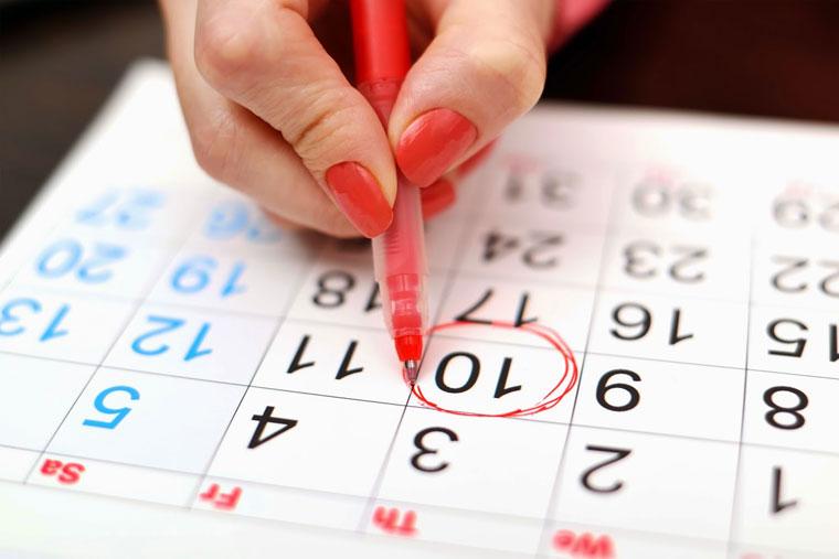 С метод календарём знакомства