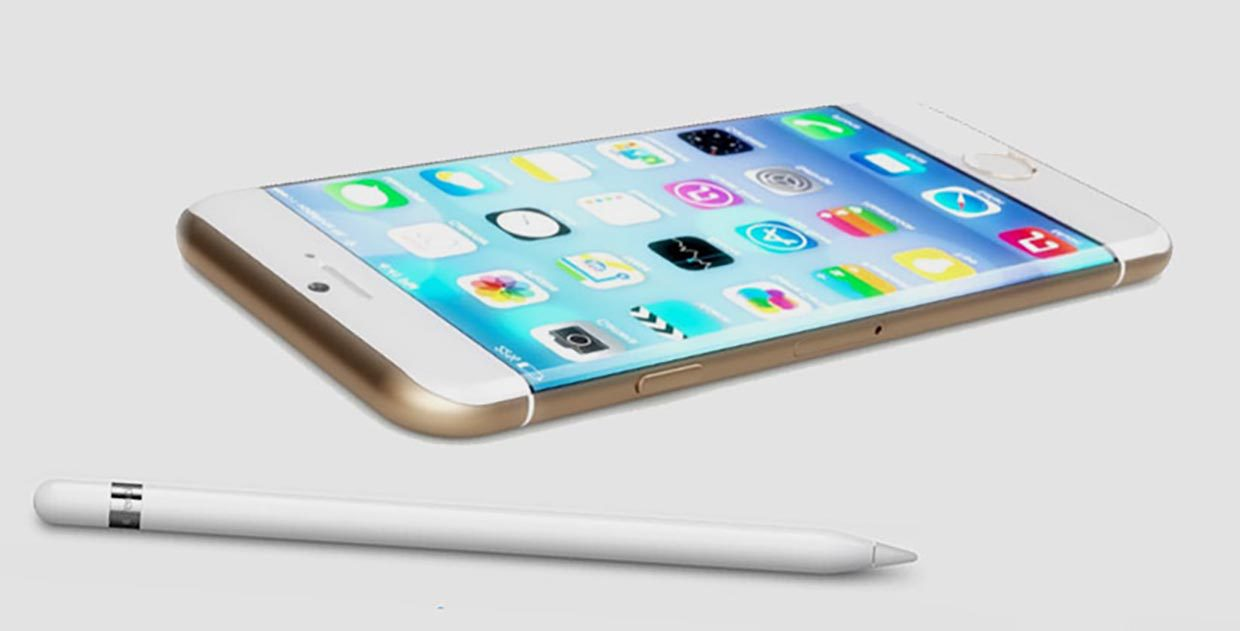 В iPhone 8 может появиться поддержка Apple Pencil