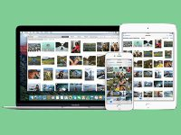 Чем отличается Фотопоток от Медиатеки iCloud