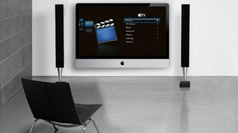 Apple тестирует собственный OLED телевизор (секретные фото)
