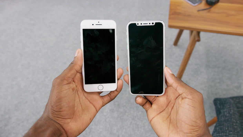 iOS 11 GM подтвердила беспроводную зарядку в iPhone 2017