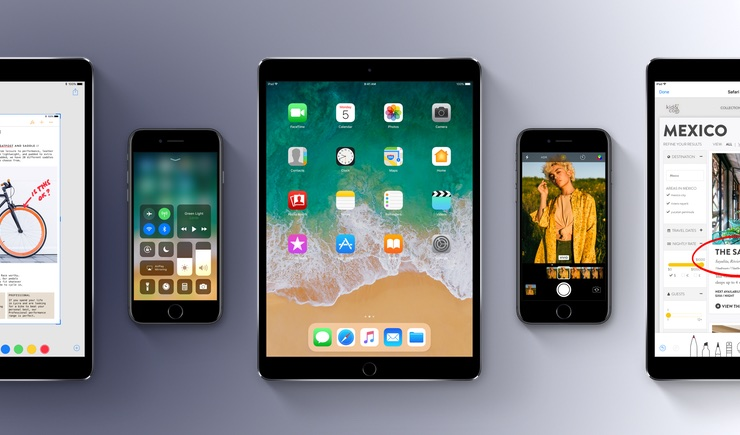 Вышли iOS 11, macOS High Sierra, watchOS 4, tvOS 11 Golden Master