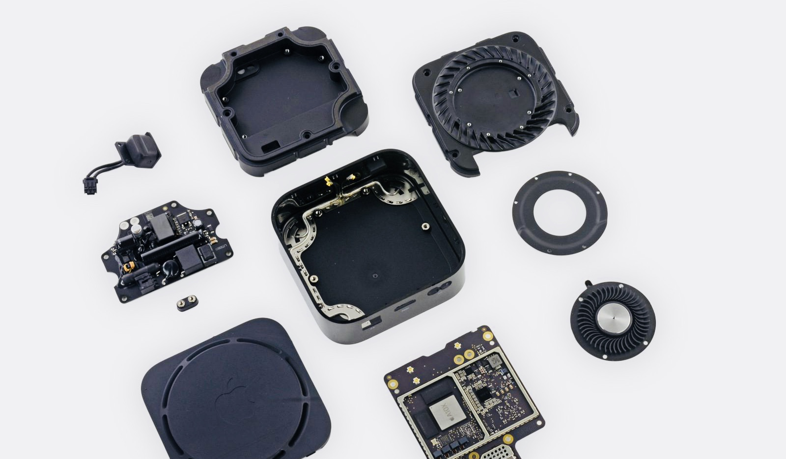 iFixit разобрали Apple TV 4K