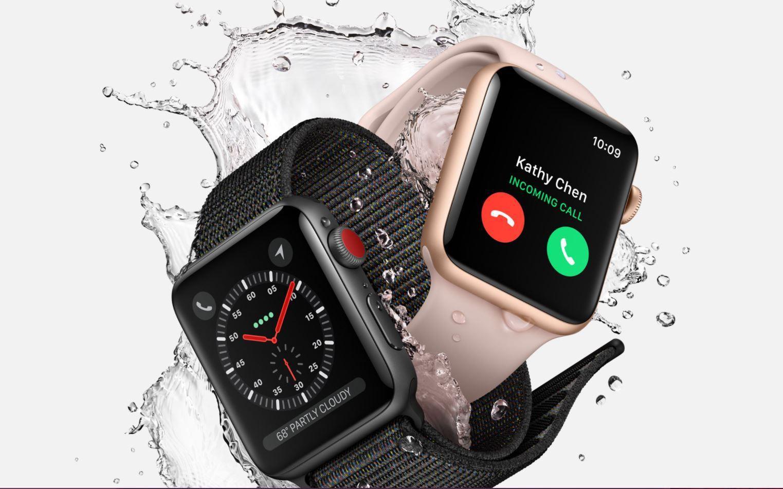 Первые мнения про Apple Watch Series 3 с LTE