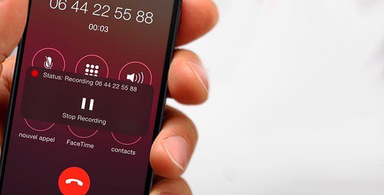 Диктофон в 5 айфоне