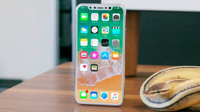 Китайцы узнали настоящее название iPhone 8