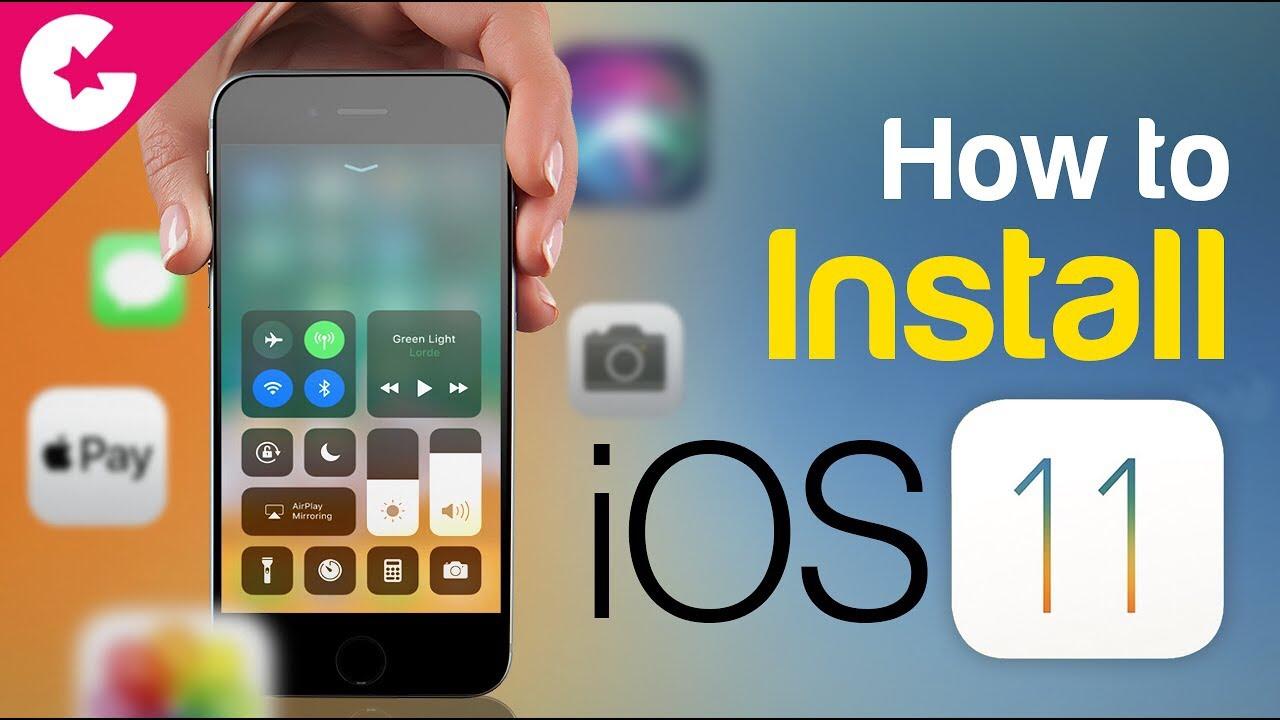 Как установить iOS 11 прямо сейчас