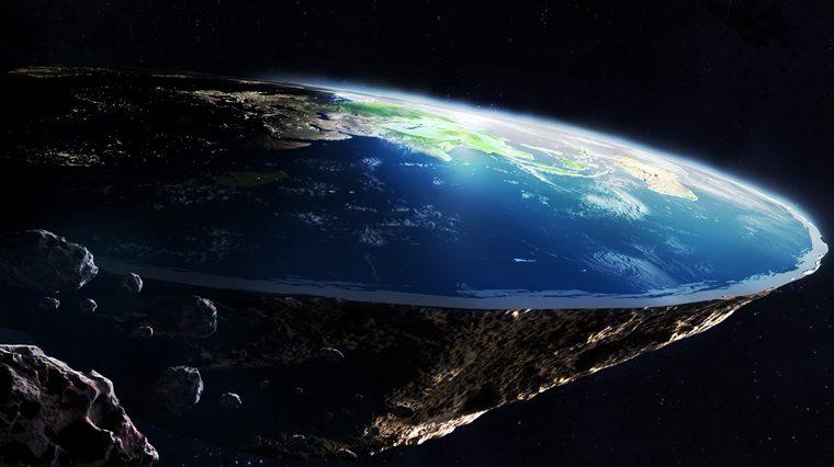 Какая форма у планеты земля