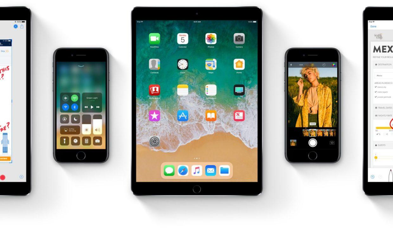 Вышла iOS 11.1 beta 3 для разработчиков (+ публичная)
