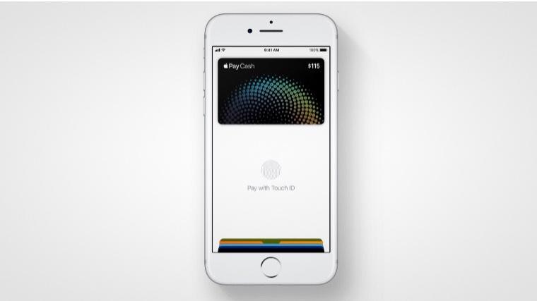 Появились новые подробности работы Apple Pay Cash