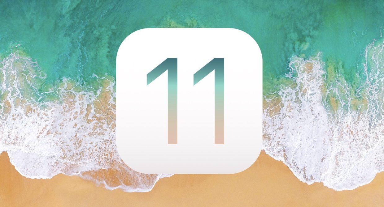 iOS 11 устанавливают реже, чем iOS 10