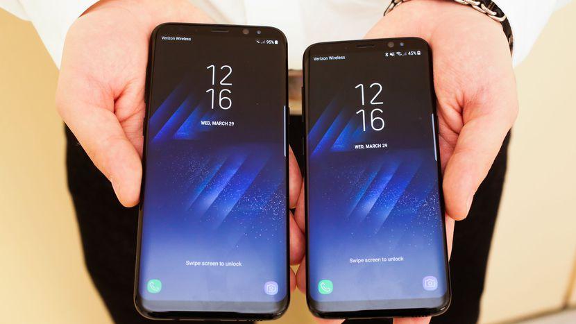 Consumer Reports: Samsung Galaxy S8 — лучший смартфон на рынке