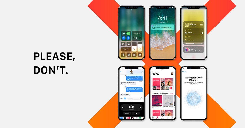 5 концептов iPhone X, которые выглядят лучше оригинала