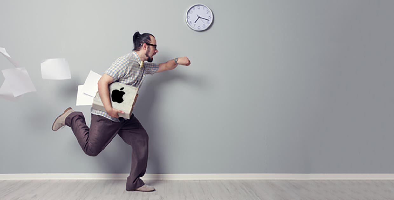 Apple ничего не успевает в этом году