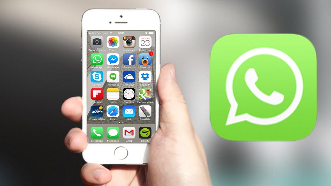 Теперь в WhatsApp можно удалять сообщения и делиться геопозицией