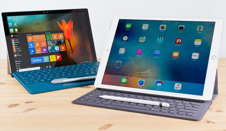 Глава Microsoft: пользуйтесь настоящими компьютерами, а не iPad