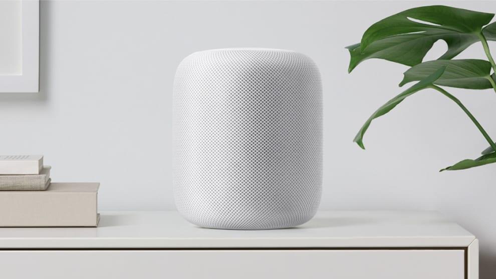 Релиз HomePod перенесён на начало 2018 года
