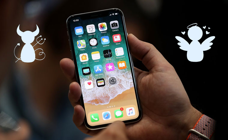 Пользователи возвращают iPhone X в магазины
