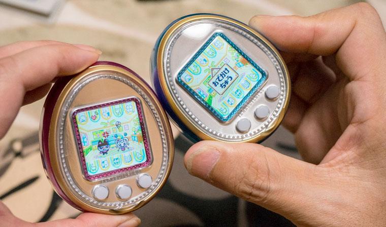 На iOS и Android появится Тамагочи с дополненной реальностью