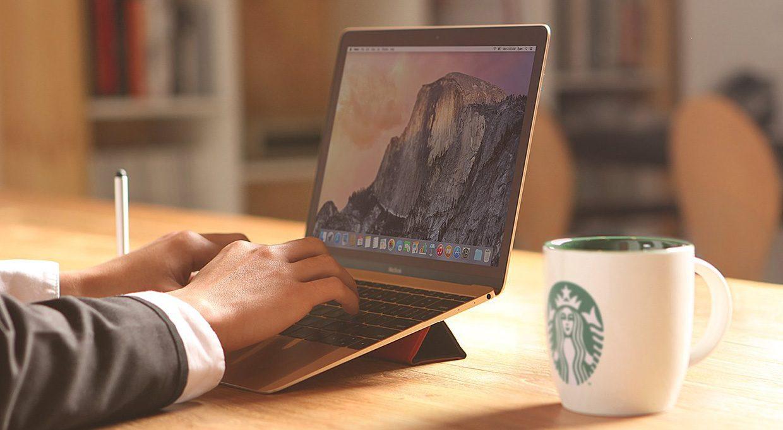 Вещь. Подставка для Macbook, с которой удобно печатать
