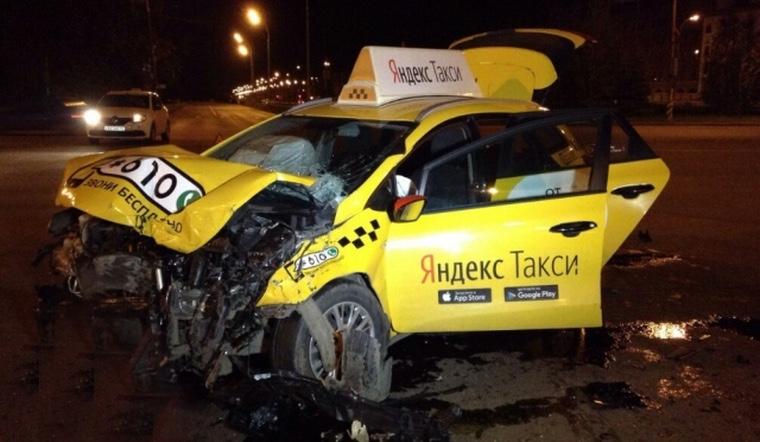 Я попал в ДТП на Яндекс.Такси, что делать?