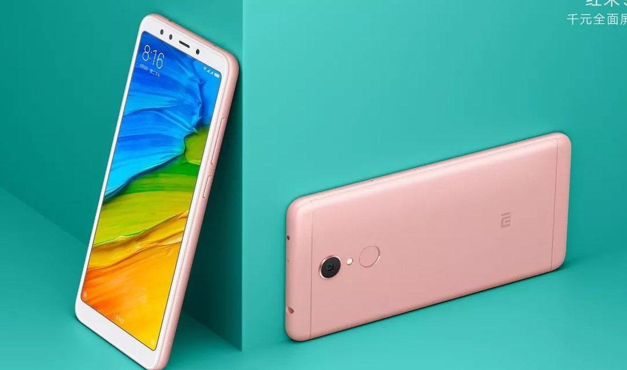 Xiaomi Redmi 5 и 5 Plus представлены официально: тонкие рамки, цена $120