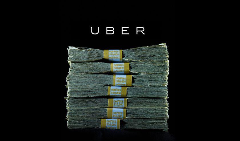 Uber случайно сняла со счета пассажира $14 000 за поездку