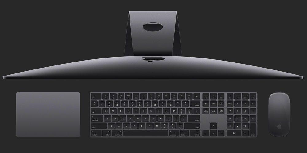 Чёрные аксессуары от iMac Pro продают за бешеные деньги