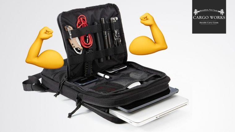 Я б взял. Бездонный военный рюкзак Cargo Works для MacBook