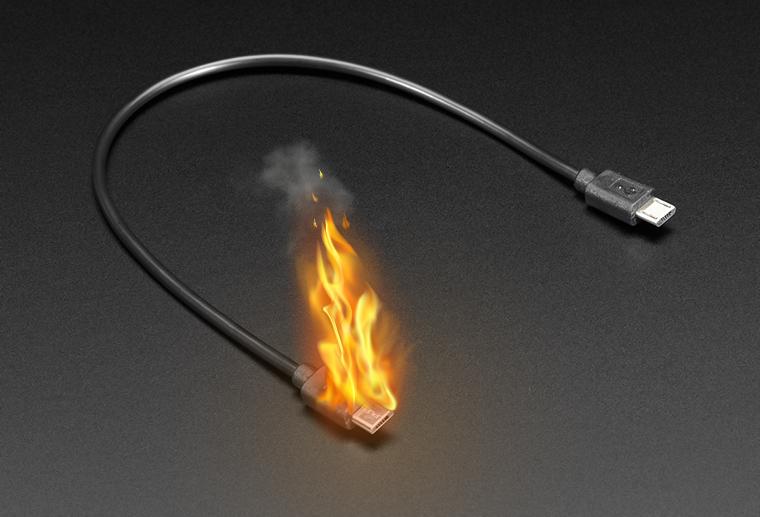 Надо полностью отказаться от этого кабеля