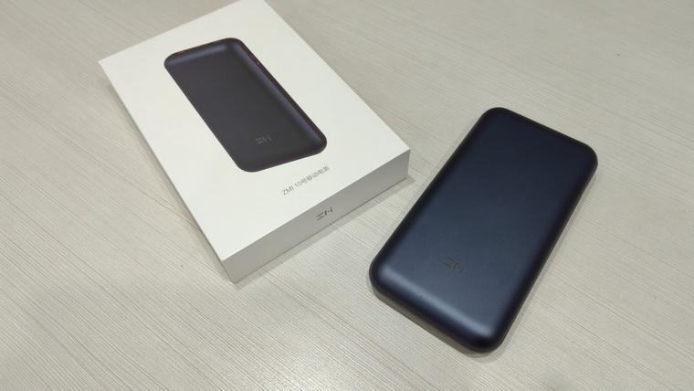 Внезапно! Купил аккумулятор Xiaomi ZMI 10 для MacBook и iPhone