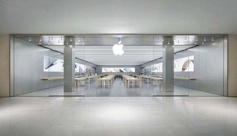 Apple открывает 500-й магазин на родине Samsung