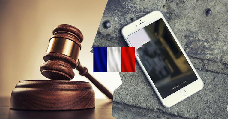 Суд Франции расследует причины замедления айфонов