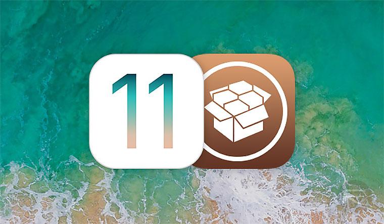 Магазин Cydia практически полностью адаптирован для iOS 11