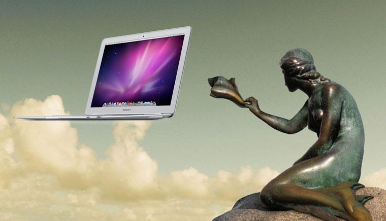 Apple уже подготовила замену MacBookAir
