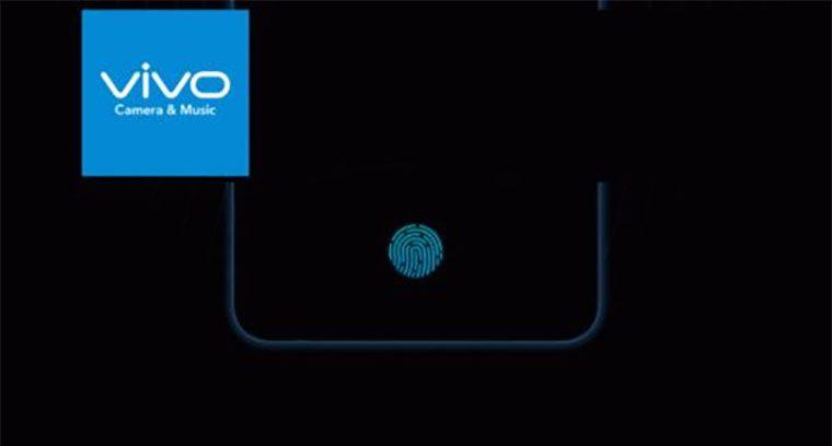 Vivo представила смартфон со сканером отпечатков под стеклом