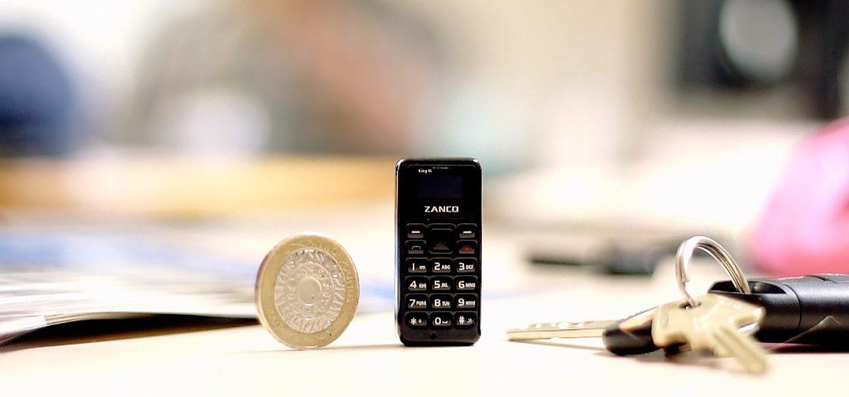Я б взял. Самый маленький мобильный телефон в мире