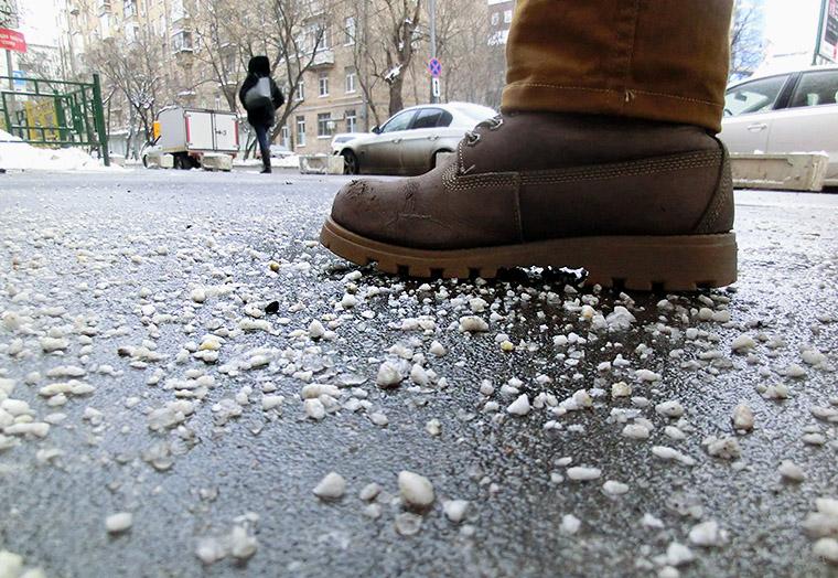 Что бесит меня в Москве зимой