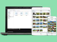 Как передать большой файл с iPhone на Windows