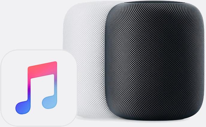 Apple рассказала, с какими сервисами совместима HomePod