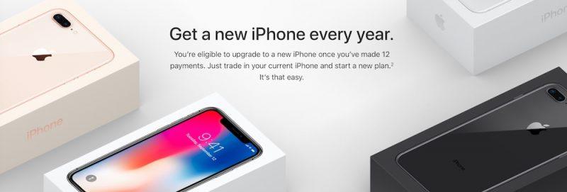 Apple планирует продавать технику в кредит