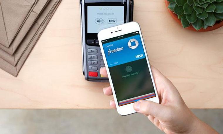 Apple Pay захватил почти весь рынок NFC-платежей
