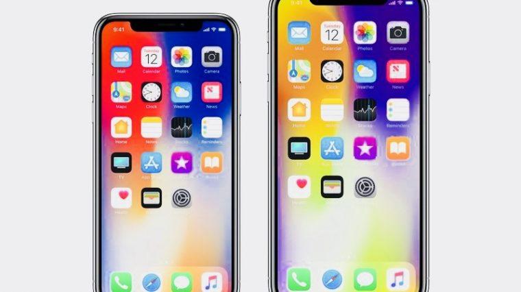 В 6,5-дюймовом iPhone X может появиться поддержка двух SIM