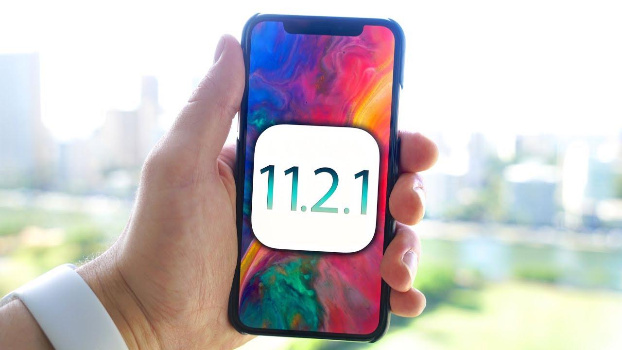 Apple перестала подписывать iOS 11.2, iOS 11.2.1 и iOS 11.2.2
