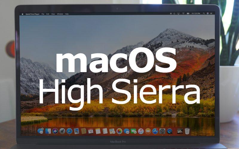 Вышли macOS 10.13.3, tvOS 11.2.6, watchOS 4.2.3