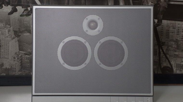 Обзор 100-ваттной бетонной колонки Master & Dynamics. Ничего себе