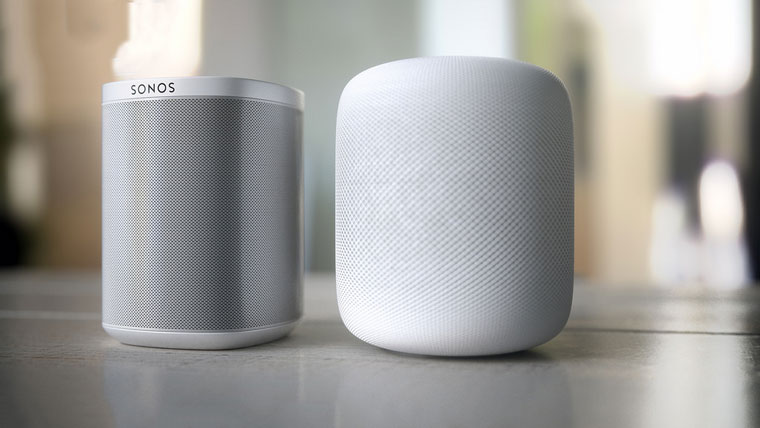 Sonos посвятила HomePod целый плейлист