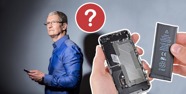 Стоит ли менять батарею iPhone именно вам
