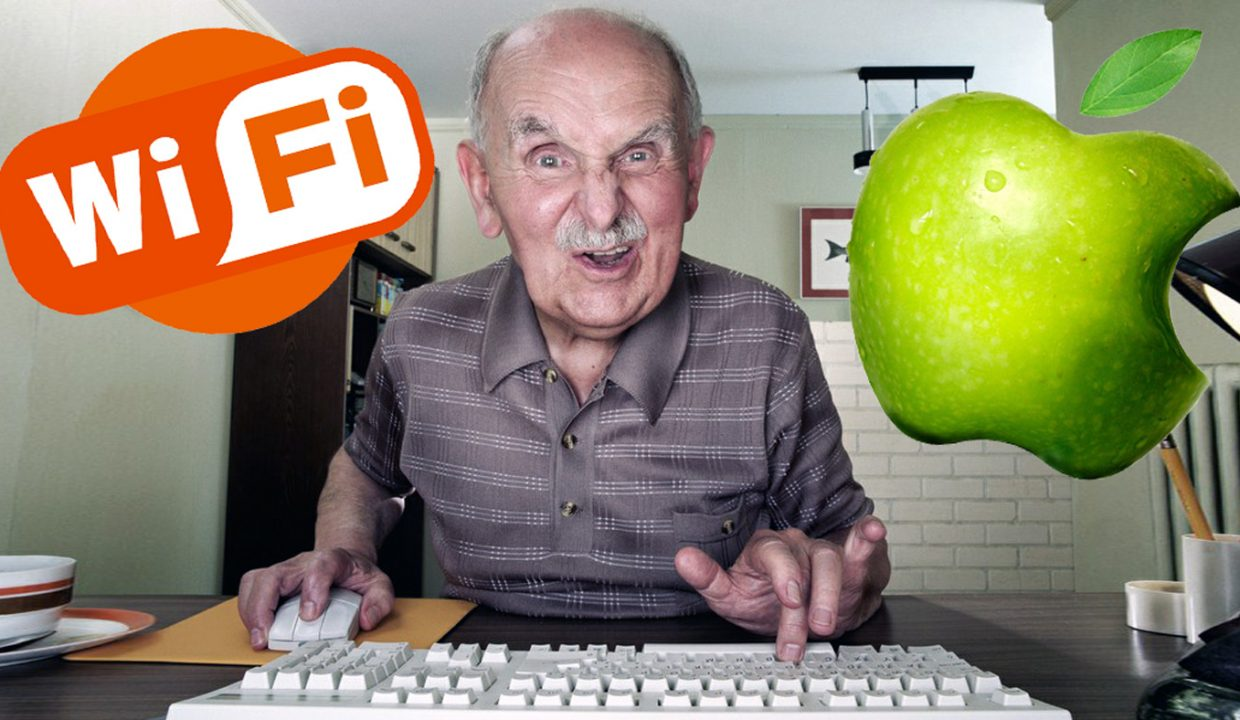 Я расширил дальность Wi-Fi на 10 метров благодаря Mac